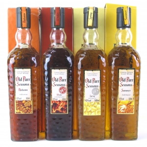 Old Parr Seasons Collection 4 x 50cl