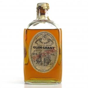 Glen Grant 12 Year Old 1960s / Giovinetti Import