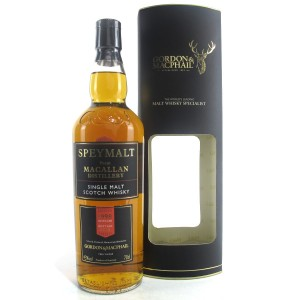 Macallan 1998 Speymalt Gordon and MacPhail