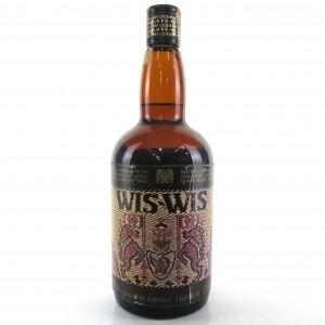 Wis-Wis Scotch Whisky Liqueur 1970s