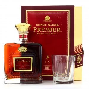 Johnnie Walker Premier 75cl / Includes Branded Glass