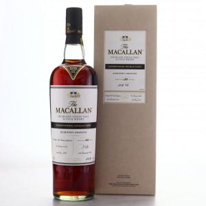 Macallan 2002 Exceptional Cask #2340-04 / 2018 Release
