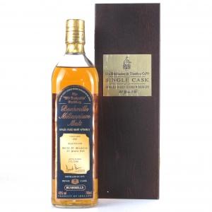 Bushmills 1975 Millennium Malt 25 Year Old / World of Whiskies Exclusive