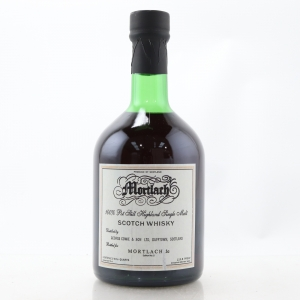 Mortlach 1991 Mortlach.de 18 Year Old