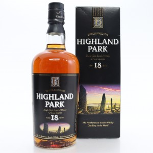 Highland Park 18 Year Old / early 2000s