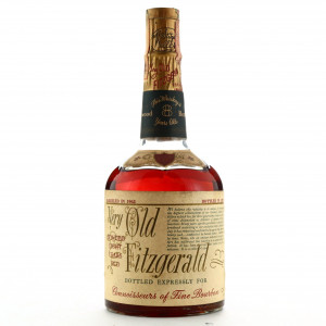 Very Old Fitzgerald 1963 Bottled in Bond 8 Year Old 90 Proof / Stitzel-Weller