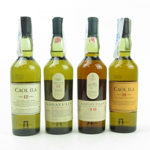 Islay Collection 4 x 20cl