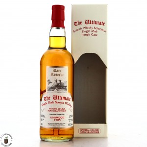 Linkwood 1985 The Ultimate 27 Year Old Rare Reserve