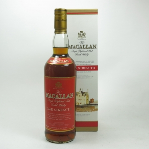 Macallan Cask Strength (US Import) 75cl