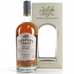 Glenrothes Coopers Choice Single Cask #6110 / 'Sherry Bomb'