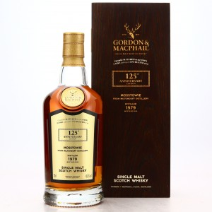 Mosstowie 1979 Gordon and MacPhail 125th Anniversary