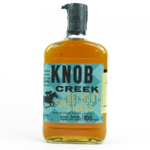 Knob Creek 9 Year Old 100 Proof Small Batch / Commemorating the 2015 Belmont Stakes