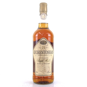 Auchentoshan 21 Year Old 75cl / US Import