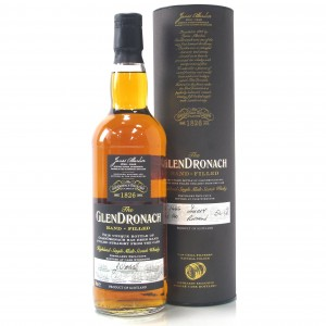 Glendronach 2005 Hand-Filled 11 Year Old Single Cask #1446
