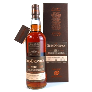 Glendronach 2003 SIngle Cask 11 Year Old #5692