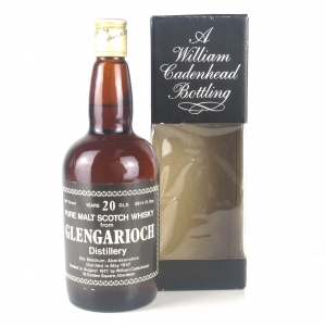 Glen Garioch 1957 Cadenhead's 20 Year Old
