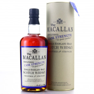 Macallan 1980 Exceptional Cask #17937
