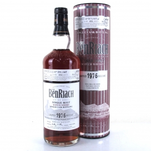 Benriach 1976 Single Cask 34 Year Old #6942
