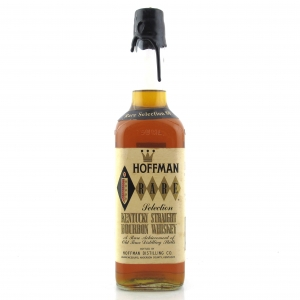 Hoffman Rare Selection Kentucky Straight Bourbon 1980s