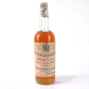 Dewar's White Label 1940s