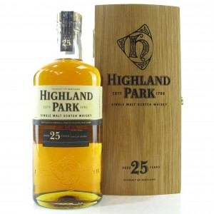 Highland Park 25 Year Old / 45.7%