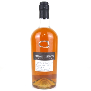 Golan Heights Cask Sample Israeli Single Malt Whisky / Cask #1