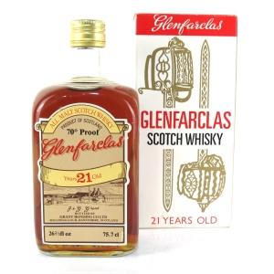 Glenfarclas 21 Year Old 1970s