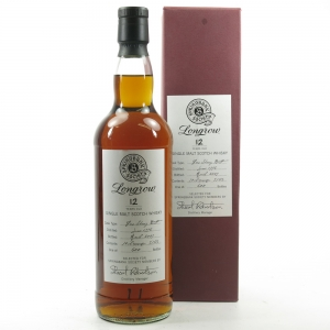 Longrow 1996 Fino sherry Butt 12 Year Old