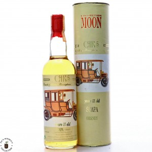 Scapa 11 Year Old Moon Import / The Cars