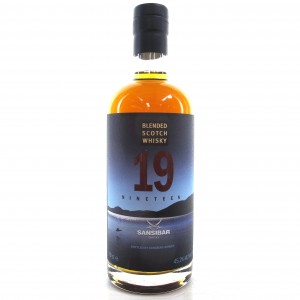 Sansibar 19 Year Old Scotch Whisky / Blue Label