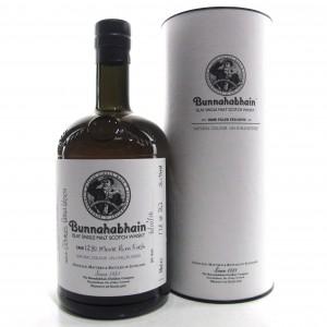 Bunnahabhain 12 Year Old Hand Filled / Moine Rum Finish