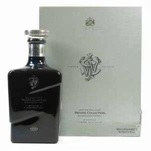 Johnnie Walker & Sons Private Collection 2015 Edition Front