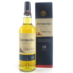 Benrinnes A.D. Rattray Stronachie 18 Year Old