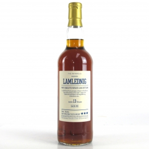 Port Charlotte 2003 Private Cask 13 Year Old #0615 / The Infamous Lamlednig