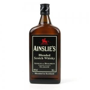 Ainslie's Blended Scotch Whisky