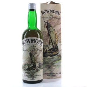 Bowmore 8 Year Old Sherriff's 1970s