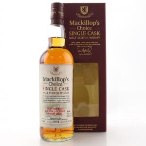 Mortlach 1991 Mackillop's Choice
