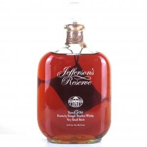 Jefferson's Reserve 15 Year Old Bourbon