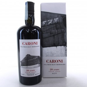 Caroni 1992 Full Proof 20 Year Old