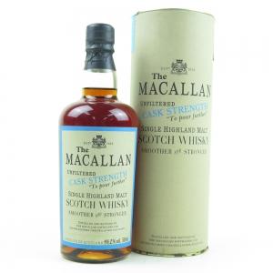 Macallan 1989 Exceptional Cask #552