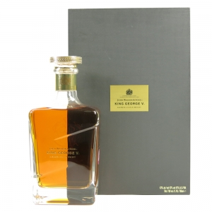 Johnnie Walker King George V Front