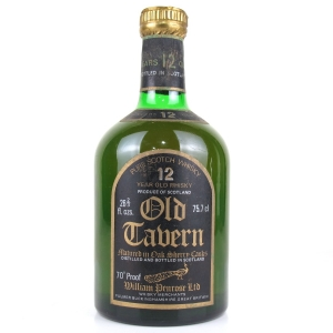Old Tavern 12 Year Old Pure Scotch Whisky 1970s