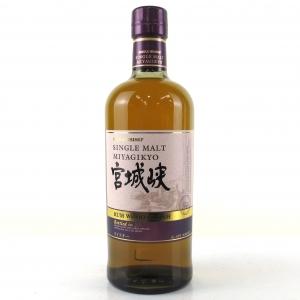 Miyagikyo Rum Wood Finish