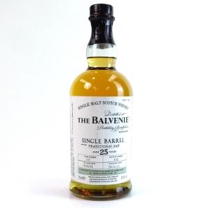 Balvenie 1990 Single Barrel 25 Year Old Traditional Oak