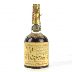 Old Fitzgerald 1958 Vintage 10 Year Old / Stitzel Weller