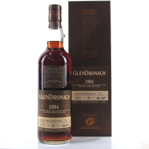 Glendronach 1994 Single Cask 21 Year Old #339