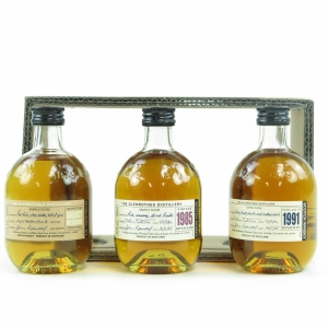Glenrothes Gift Set 3 x 10cl / Including 1985