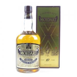 Cadenhead's Moidart 10 Year Old Pure Malt Scotch Whisky
