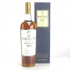 Macallan 1992 Elegancia 1 Litre