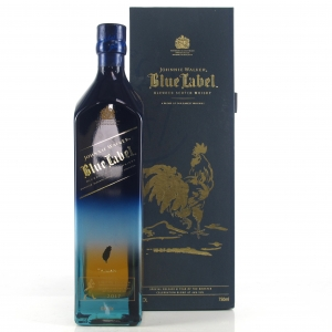 Johnnie Walker Blue Label Year of the Rooster / Taiwan